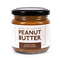 """Арахисовая паста-кранч с кусочками арахиса """"Peanut butter"""" 300 грамм"""