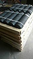 Ролик конвейерный Ø89 мм; L160 …465мм