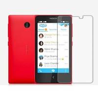Защитная пленка для Nokia X/X+ - Celebrity Premium (clear), глянцевая