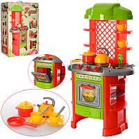Детская игровая Кухня 7 пластик ТМ Технок (0847)