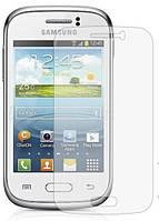 Защитная пленка для Samsung Galaxy Young 2 G130 - Celebrity Premium (clear), глянцевая