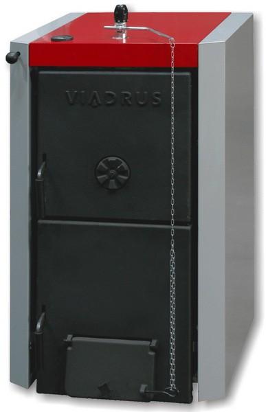 Котел твердотопливный VIADRUS U22 C, 2 секции
