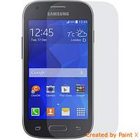 Защитная пленка для Samsung Galaxy Ace Style G310 - Celebrity Premium (clear), глянцевая