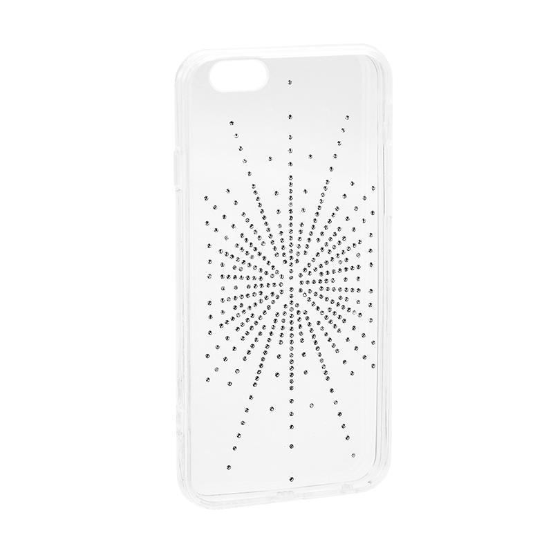 Diamond Silicon Younicou Huawei Y5 II Silver Shine