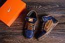 Мужские зимние кожаные ботинки Nike Anti-Core, фото 9