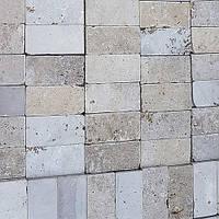 Плитка из натурального камня - травертин Ноче 7,5х15