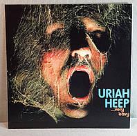 CD диск Uriah Heep - Very 'eavy… Very 'umble