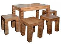Кухонный набор деревянный ДОМИНО (76)