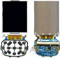 Дисплей (экран) для телефона Samsung Tobi S3030