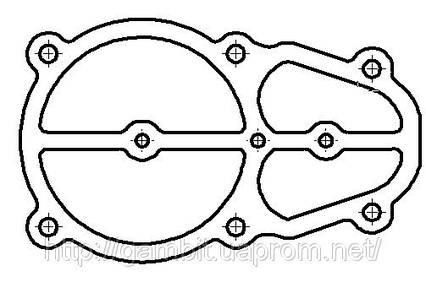 Высокотемпературные фланцевые прокладки, фото 2