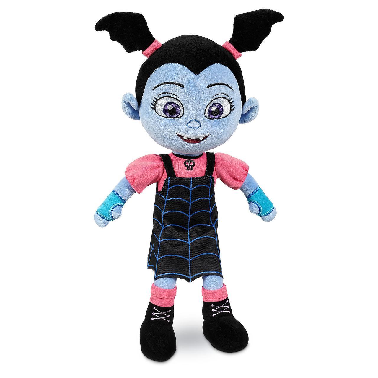 Disney Мягкая игрушка плюшевая кукла Вампирина 34см