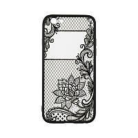 Rock Tatoo Art Case for Huawei Y7 Prime Magic Flowers
