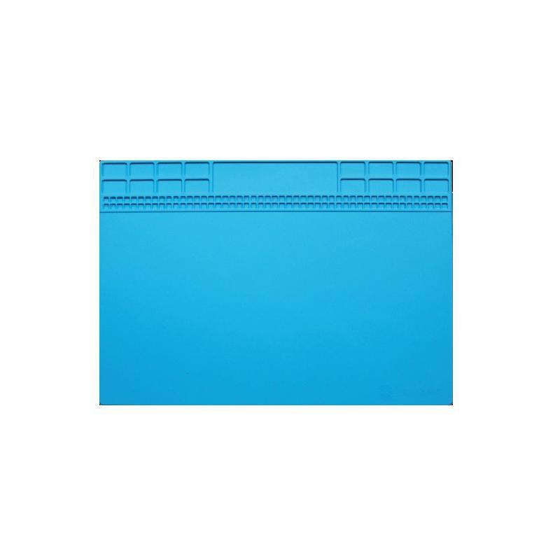 Антистатический настольный коврик для пайки плат Sunshine SS-004C 250 x 350мм
