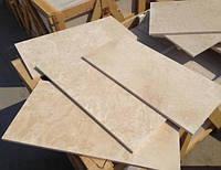 Плитка белая травертиновая 30x60, фото 1