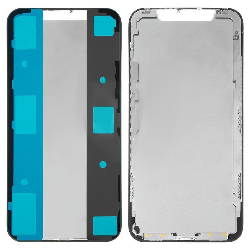 Mounting frame iPhone X Black