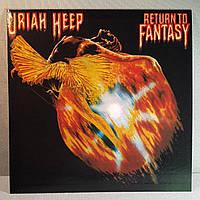 CD диск Uriah Heep - Return to Fantasy, фото 1