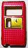 Чехол-Накладка для Nokia N8-00, Ferrari, Red /панель/корпус/накладка /нокиа
