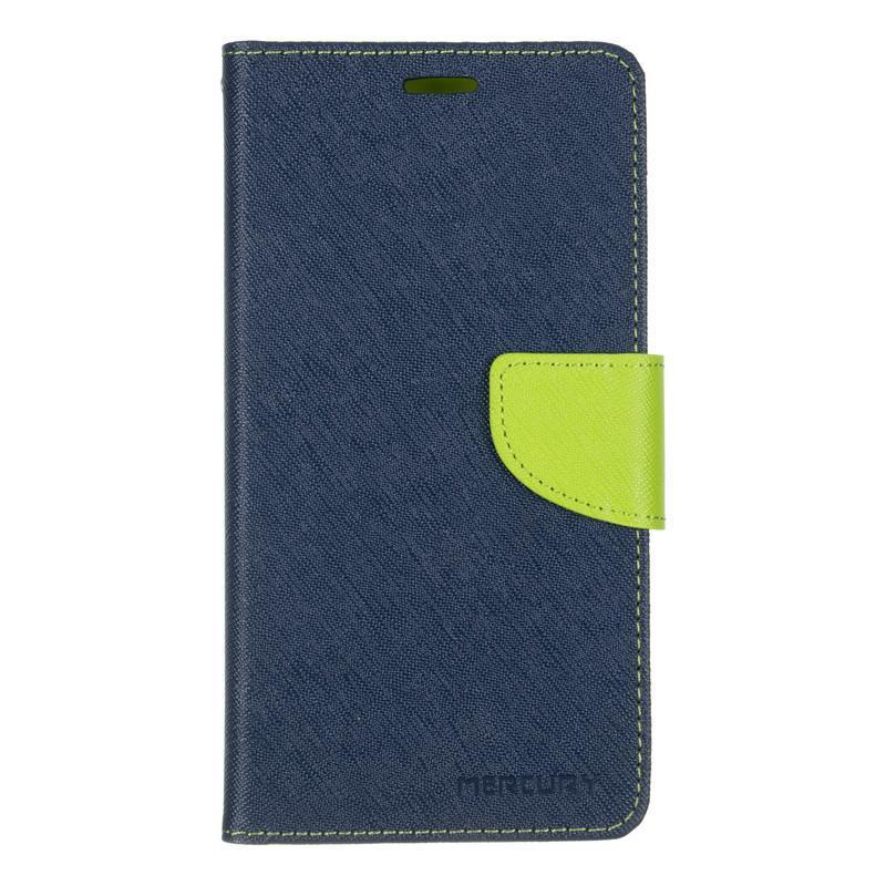 Book Cover Goospery Meizu M3 Note Blue
