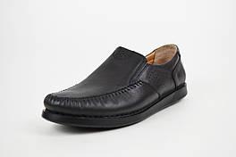 Туфли мужские без шнурков Umaro 58