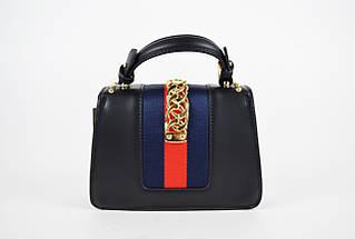 Флеп сумка с украшениями 6055, фото 2