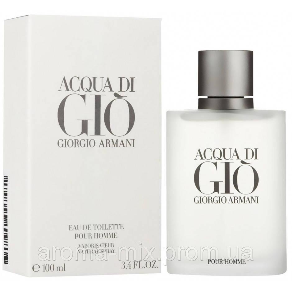 Giorgio Armani Acqua di Gio - мужская туалетная вода, фото 1