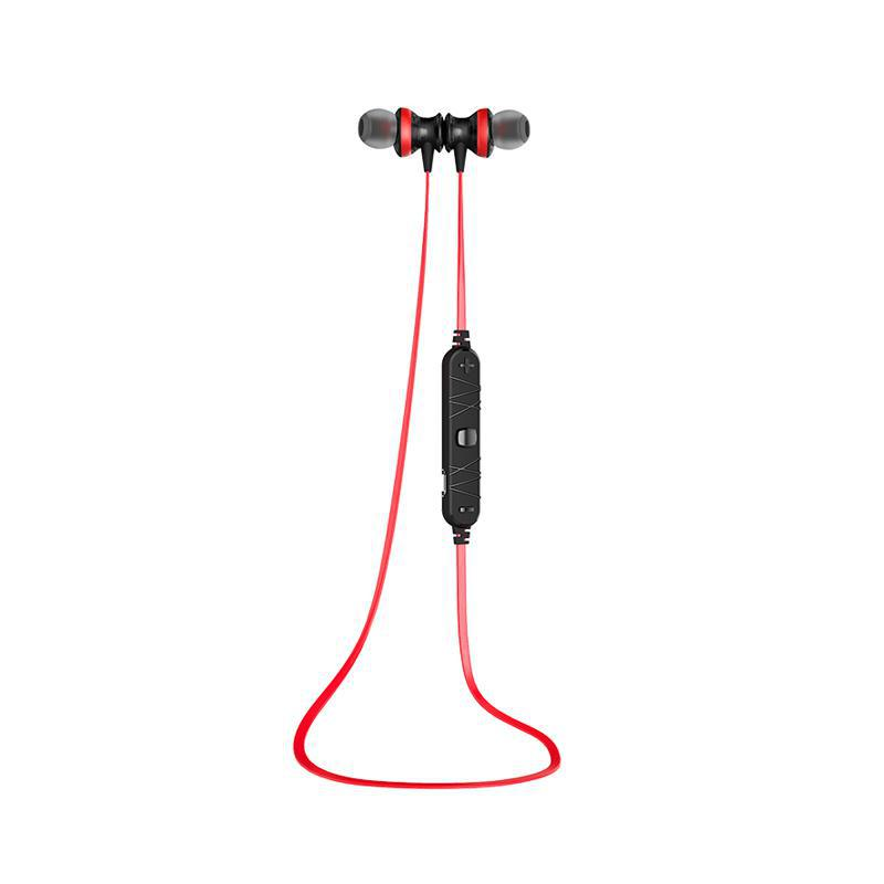 Stereo Bluetooth Headset Awei A980 Sport Red/Black