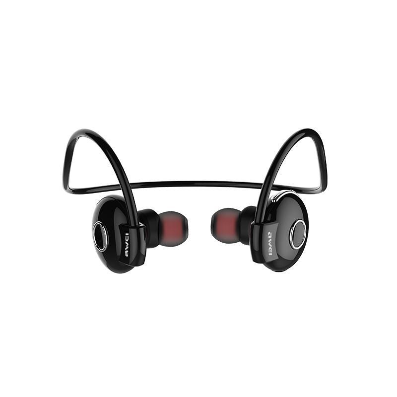 Stereo Bluetooth Headset Awei A845 Sport Black