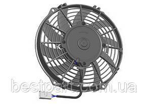Вентилятор Spal 12V, вытяжной, VA07-AP12/C-58A