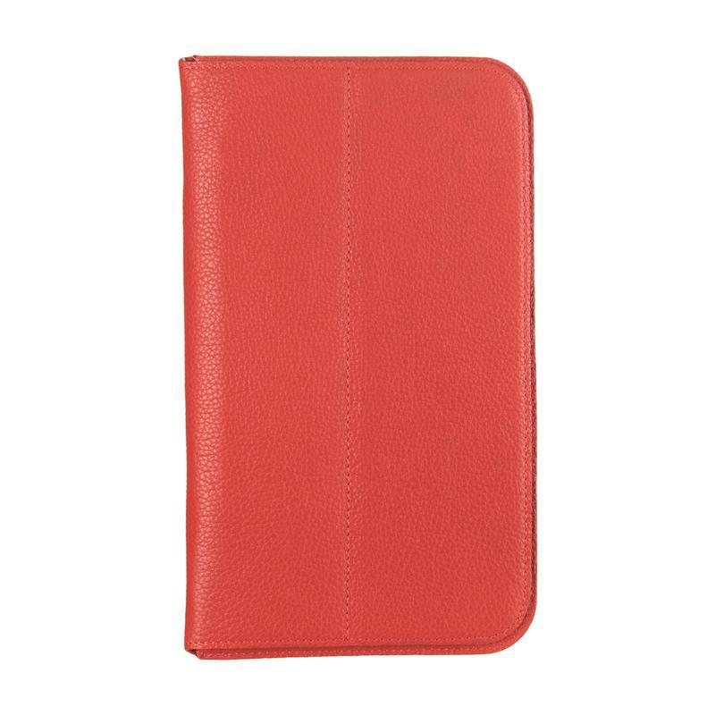 "WRX Premium Leather Case for LG V500 G Pad 8,3"" Red"