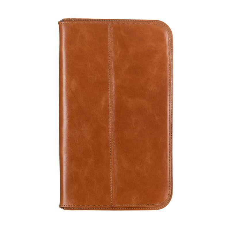 """WRX Premium Leather Case for LG V500 G Pad 8,3"""" Brown Лак"""