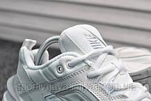 Кроссовки мужские белые Nike Tekno White (реплика), фото 2