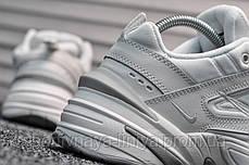 Кроссовки мужские белые Nike Tekno White (реплика), фото 3