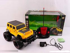 Машинка Джип на радиоуправлении 1337-2 А на аккумуляторе детям от 3 лет