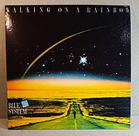 CD диск Blue System - Walking on a Rainbow, фото 1