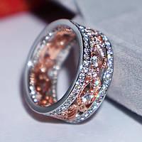 Серебряное кольцо - вечная красота в стиле PANDORA