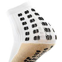 Носки тренировочные Europaw короткие белые, фото 2