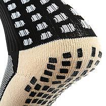 Носки тренировочные Europaw короткие черные, фото 2