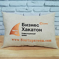 Подушки с логотипом, фото 1