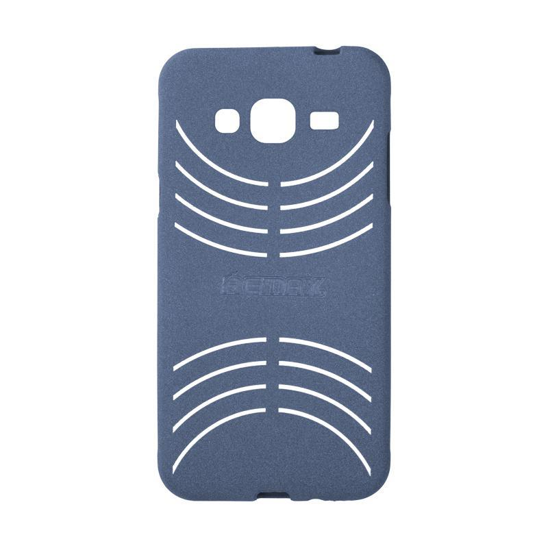 Remax Velour Series Samsung J510 (J5-2016) Blue