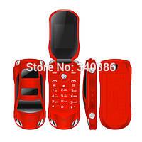 Мобильный телефон машинка Newmind F15. Красный