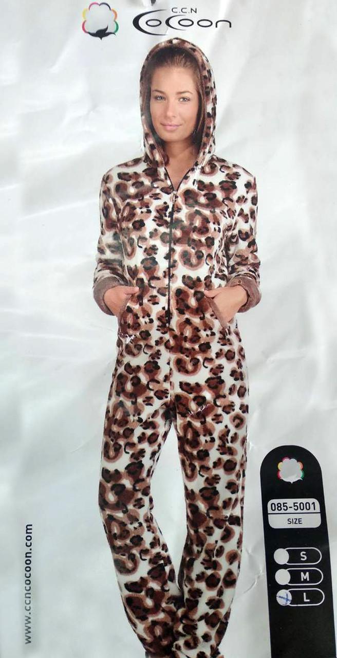 Кигуруми Cocoon леопардове забарвлення № 085-5001