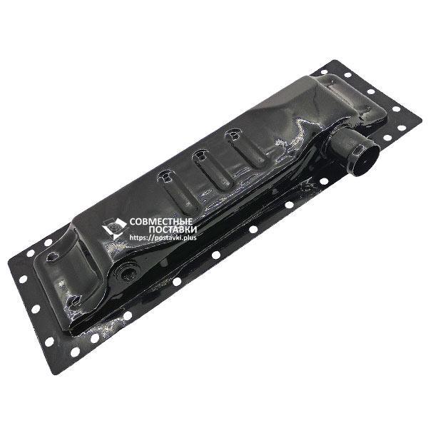 Бак радиатора нижний металл 70У-1301075 (МТЗ-80, Т-70)
