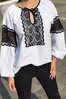 Женская блузка кофта вишиванка код 0626, фото 6