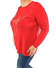 Женский свитер большого размера Star, фото 2