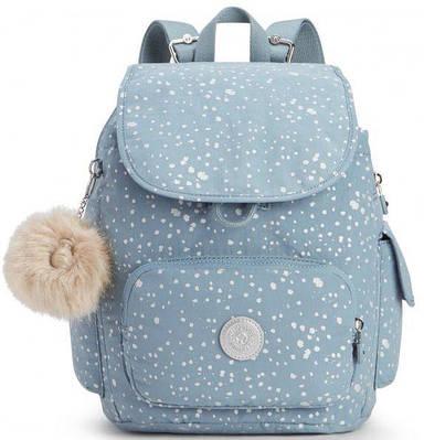 Городской рюкзак Kipling City Pack S K15641_52G, 13л. голубой