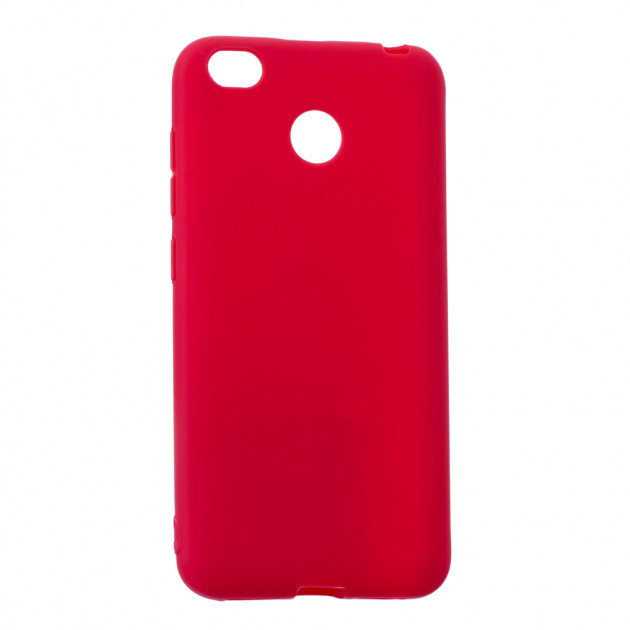 Чехол SMTT для Xiaomi Redmi 4X - червоний