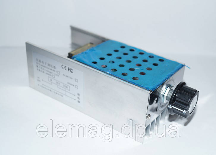 Регулятор Мощности AC 6000 Вт 220V