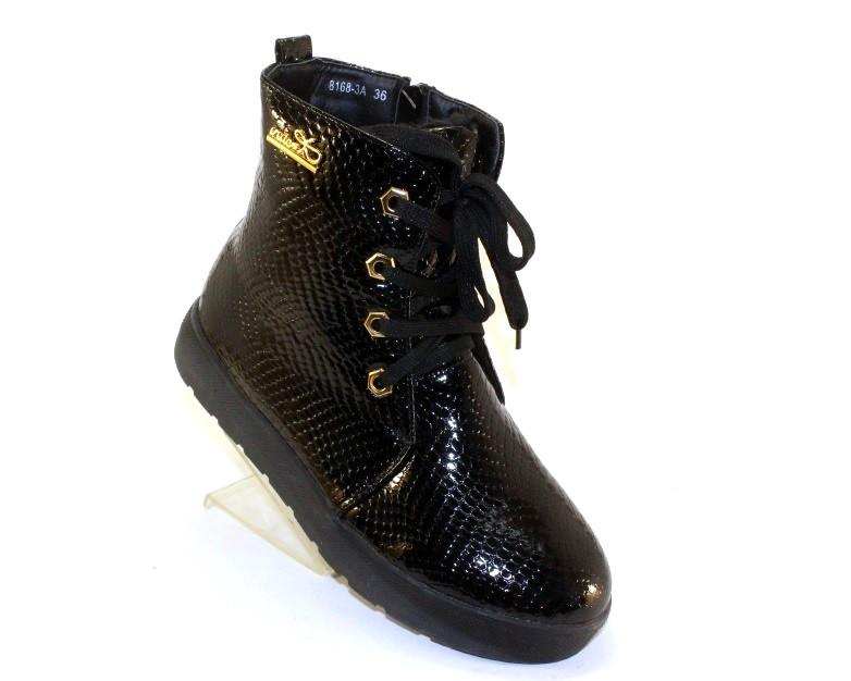 Осенние ботиночки для девочки , фото 1