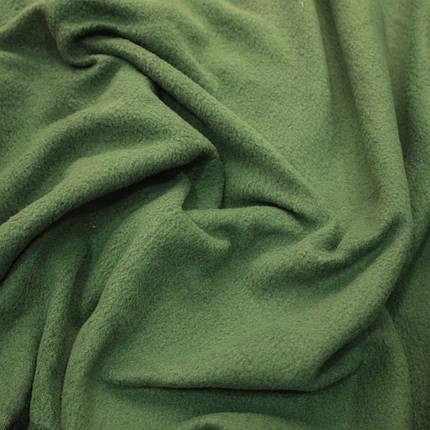 Ткань флис хаки, фото 2