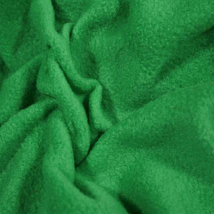 Ткань флис зеленый (трава), фото 2
